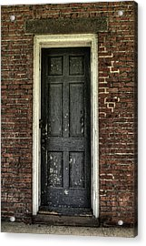 Locked Forever Acrylic Print by Zawhaus Photography