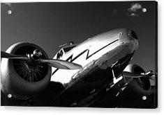 Lockheed 12a Electra Junior 1936 - I Acrylic Print by Maxwell Amaro