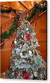 Lodge Lobby Tree Acrylic Print