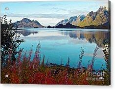 Lofoten Islands Acrylic Print