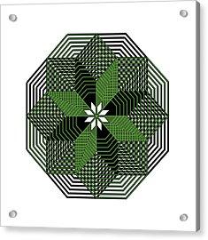 Logo_06b Acrylic Print
