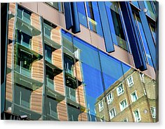 London Bankside Architecture 3 Acrylic Print