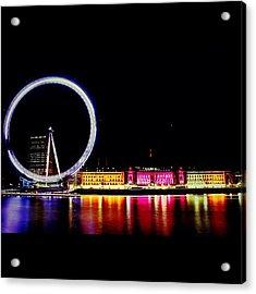 #london #british #photooftheday #bigben Acrylic Print