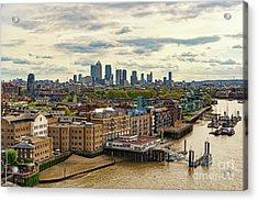 London City Views 02 Acrylic Print