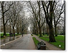 London Hyde Park Acrylic Print