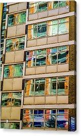 London Southwark Architecture 1 Acrylic Print