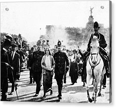 London: Suffragettes, 1914 Acrylic Print by Granger