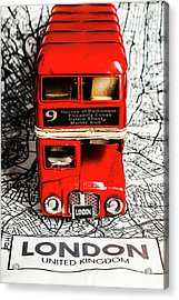 London Tours Acrylic Print