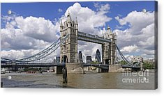 London Towerbridge Acrylic Print