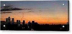 London Wakes 3 Acrylic Print