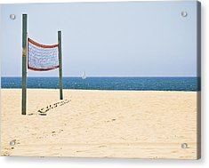 Lonely Net  Acrylic Print