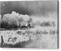 Long Ago Memory Acrylic Print by Steven Huszar