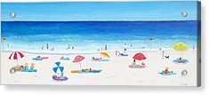 Long Hot Summer Acrylic Print
