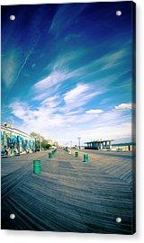 Long Island Acrylic Print by Patrick Villela