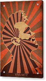Long Live Morrisey Acrylic Print