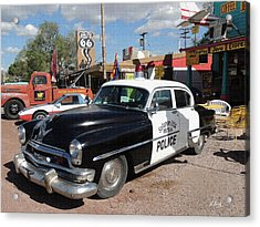 Long Retired  Acrylic Print by Gordon Beck
