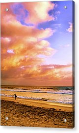 Long Walk Home Acrylic Print