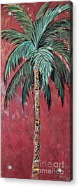 Longboat Key Palm Acrylic Print