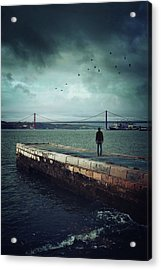 Longing For The Departed Acrylic Print