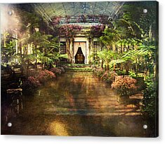 Longwood Gardens Acrylic Print