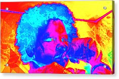 Look Above Hopelessness/ Acrylic Print
