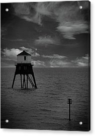 Look Out Acrylic Print by Martin Newman