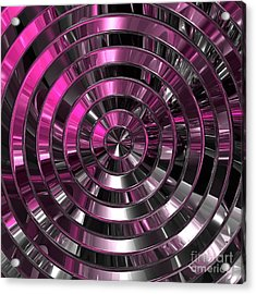 Look To The Center Acrylic Print