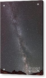 Acrylic Print featuring the photograph Look To The Heavens by Sandra Bronstein