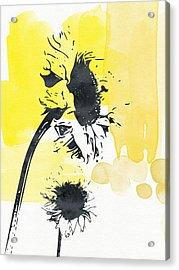 Looking Forward- Art By Linda Woods Acrylic Print