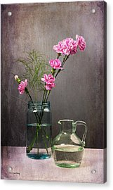 Looking Pretty For You Acrylic Print