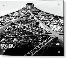 Looking Up From The Eiffel Tower Acrylic Print