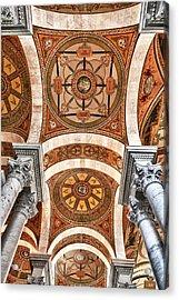 Looking Up Acrylic Print by Janet Fikar