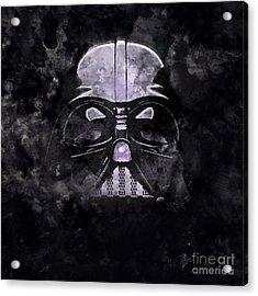 Lord Vader  Acrylic Print