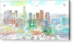 Los Angeles, California, United States Acrylic Print