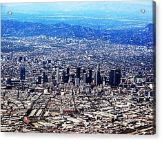Los Angeles Acrylic Print
