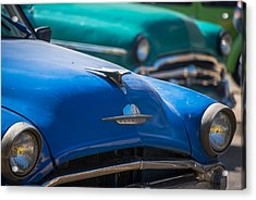 Acrylic Print featuring the photograph Los Autos by Rand