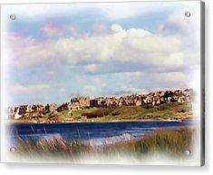 Lossiemouth Bay Acrylic Print