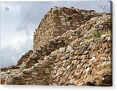 Acrylic Print featuring the photograph Lost Civilization by Phyllis Denton