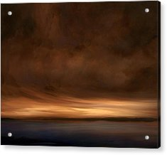 Lost Horizon Acrylic Print by Lonnie Christopher