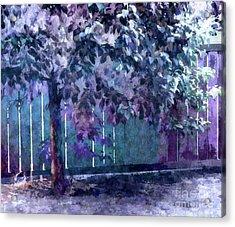 Lost In Reverie Acrylic Print by Tlynn Brentnall
