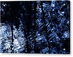 Lost Lagoon Acrylic Print by Richard Andrews