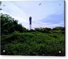 Lost Lighthouse Acrylic Print