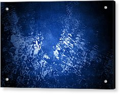 Lost Acrylic Print by Richard Andrews