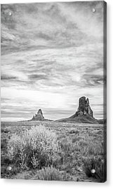 Lost Souls In The Desert Acrylic Print