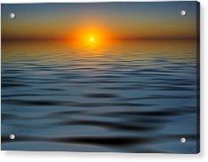 Lost Sun Acrylic Print
