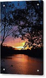 Lost Sunset Acrylic Print