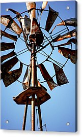 Lost Wind Acrylic Print by Jame Hayes