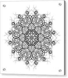 Lotus #1 Acrylic Print