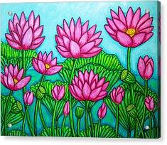 Lotus Bliss II Acrylic Print