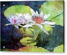 Lotus Trio 2923 Idp_2 Acrylic Print